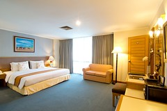 マンハッタン ホテル バンコク