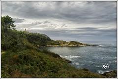 Isla de los Frailes-Hondarribia-Guipuzkoa-Euzkadi (TIAREE64) Tags: faro playa cochon phare baile euzkadi frailes higuer figier panoramafotogrfico honddarribia