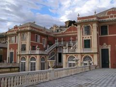 Pałac Królewski (magro_kr) Tags: italy building architecture italia liguria palace genoa genova palac genua architektura budynek pałac włochy wlochy