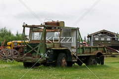 green truck (grantrans8877) Tags: old classic abandoned metal alaska museum truck vintage ancient antique machinery rusted transportation maintenance weathered trucks agriculture outdated landtransportation maintenancetruck