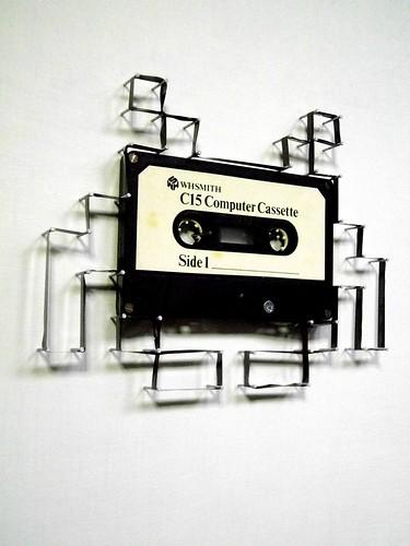 Tape Invader