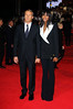 Naomi Campbell James Bond Skyfall World Premiere held at the Royal Albert Hall- London