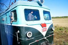 North Korean Train (yackshack) Tags: travel train nikon asia asien north korea explore corea dprk coreadelnorte nordkorea d5000 coredunord coreadelnord   dvrk