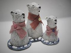 Polarbears (danahaneunjeong) Tags: bear doll polarbear polar