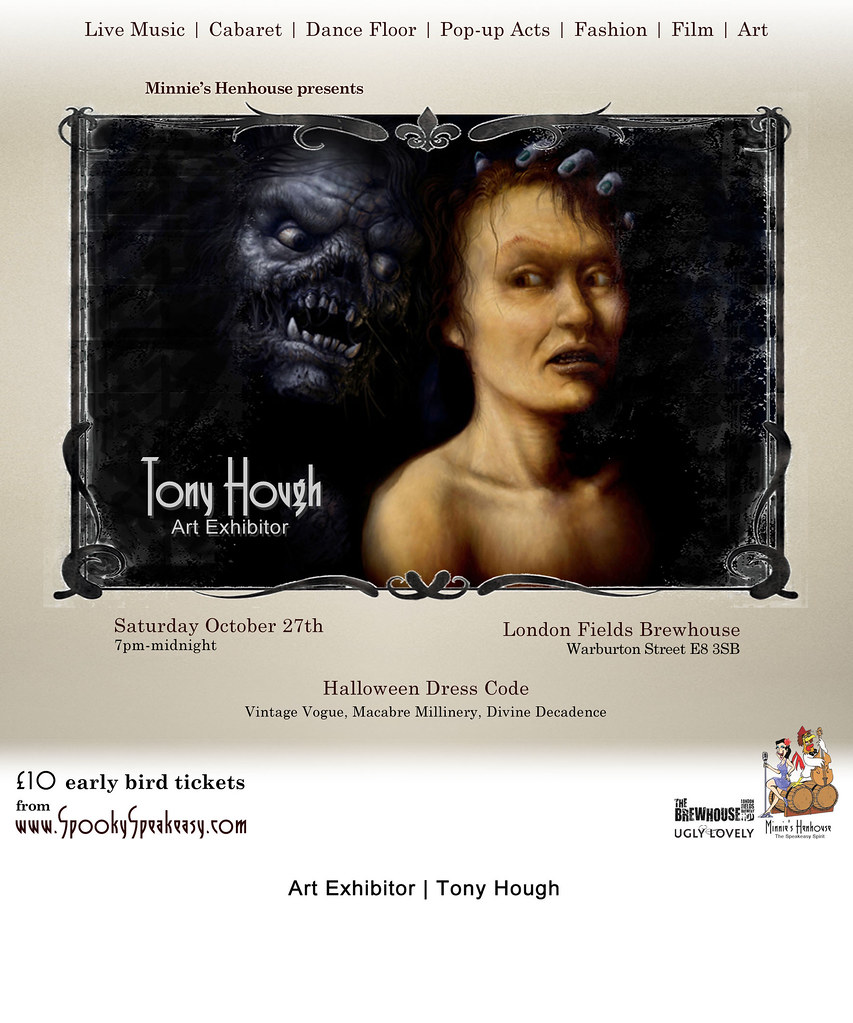 Art Exhibitor | Tony Hough