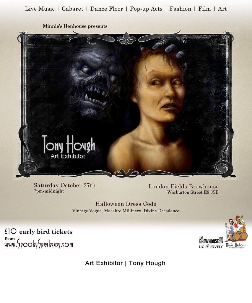 Art Exhibitor | Tony Hough