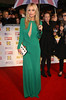 Laura Whitmore The Daily Mirror Pride of Britain Awards 2012 London