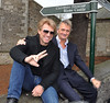 Jon Bon Jovi with Lord Henry Mountcharles,
