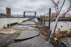 Whiskey Island, Cleveland (robvaughnphoto.com) Tags: lakeerie sandy cleveland hurricane greatlakes superstorm rjvtog