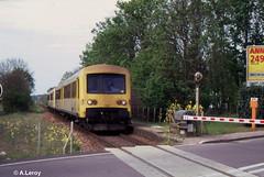 SNCF X 8646 Auxerre-Jonches 28-04-2005 (31213) (Alex Leroy) Tags: x sncf 28042005 8646 31213 auxerrejonches