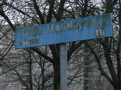 Billie's own way (streamer020nl) Tags: holiday holland netherlands nederland nl streetname billie almere billieholiday billieholidaystr