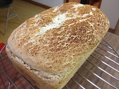 Mesquite Glazed Sourdough (mikey and wendy) Tags: rye sourdough ferment