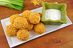 Buffalo Chicken Bites (Kitchen Life of a Navy Wife) Tags: