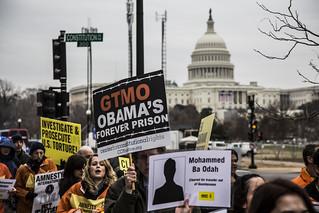 Witness Against Torture: U.S. Capitol