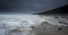 T h e   C o a s t (ƇĦŘĺς ΛΨŁЩΛŘĐ ƤĦŎŦŎƓƦΛƤĦϔ) Tags: storm clouds point landscape coast moody glamorgan welsh nash surge swell eruption ogmore broody southerndown hdcymrucom hdcymru
