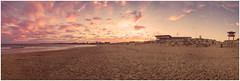 As_I_Walk_Along_v03 (Beetwo77) Tags: ocean sunset panorama beach canon landscape wanda pano awesome sydney australia nsw 1022mm cronulla wandabeach metabones sonynex7