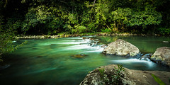 Hidden River (Bernardo Mller) Tags: brazil green water rio brasil forest river landscape rocks paisagem rs mata pedras riozinho