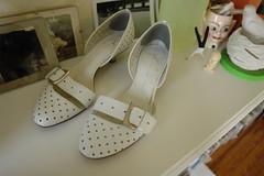 Giuseppi Zanotti Perforated Kitten Heels (MetroBulotDodo) Tags: zanotti giuseppi