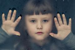 Foggy (Kilkennycat) Tags: portrait window girl fog canon children grey hands child foggy 50mm14 condensation hazy 500d kilkennycat t1i ryanconners