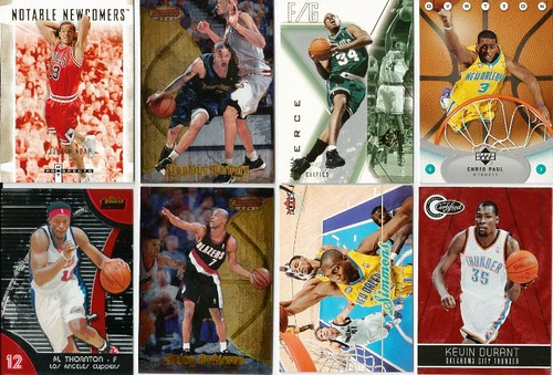 #11-BASKETBALL SPORTS CARD LOT