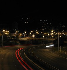IMG_5776 (GIALIAT) Tags: city light red white black car night fun glow 15 crop wellington messingaround feburary lighttrail longexp 2013 gialiat lightoom