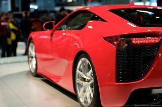 2013 Washington Auto Show - Lower Concourse - Lexus 5 by Judson Weinsheimer