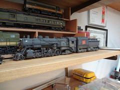 Martin's am. Tom's pm. (Larry the Lens) Tags: mar1 cn 282 cnr canadian national steamengine myfaves