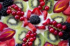 Happy Birthday (Marta Muoz Torres) Tags: fruit torta compleanno birthday summer tarta
