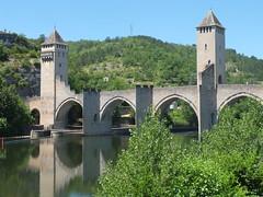 Cahors Pont Valentr 2 (La belle dame sans souci) Tags: cahors pontvalentre france