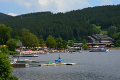 Titisee 014 (mart.panzer) Tags: titisee schwarzwald blackforrest germany fachwerkstrase deutschefachwerkstarse bestof best badenwrthemberg deutschland photos impressions pictures pic gerhardpanzer mustsee top attractions scenic highlights awesome beautiful fachwerkstrasse deutschefachwerkstrasse