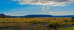 the Arizona Strip.... (plachance) Tags: landscape arizona americanwest southwest sky clouds desert mountains butte mesa openrange canonef24105f4l dxo