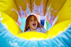 Feliz dia del nio (::: M @ X :::) Tags: child nena catalina cata diadelnio pelotero play fun diversin inflable inflatable childrensday