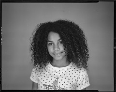 img010 (emulsionRocks) Tags: film speedgraphic kodak trix 320txp rodinal girl portrait bwfp filmisnotdead petzval ringlight