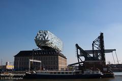 Flandria Havenrondvaart [16] (Werner Wattenbergh) Tags: flandria ferry schip veerboot antwerpen belgie bel