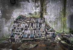 """""""...was ist geblieben, von dem was bleibt"""" (Patrick Crass Photography) Tags: abandoned forgotten lost lostplaces derelict urbex urban exploring rotten forgottenplaces ordner keller"""