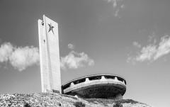 BUZLUDZHA-24 (RAFFI YOUREDJIAN PHOTOGRAPHY) Tags: buzludzha bulgaria spaceship soviet architecture ruin graffiti communist derelict abandoned relic distasteful building monument