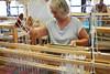 (RAIL REED & weaving) Tags: weaving weaver loom looms weavers summercourses weavehackers