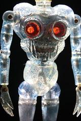 Invader Z Torso (Takara 1970's) (Donald Deveau) Tags: invaderz takara henshincyborg toys actionfigure vintagetoy kaiju japanesetoy