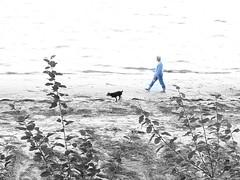 Ostsee-Walk (frau g) Tags: ostsee kielschilksee morgenkommtsturm