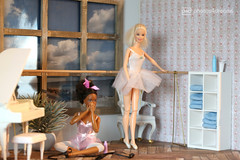 did we just dream this ? (photos4dreams) Tags: barbie mattel doll toy diorama photos4dreams p4d photos4dreamz barbies girl play fashion fashionistas outfit kleider mode puppenstube tabletopphotography aa beauties beautiful girls women ladies damen weiblich female dancers dancer ballet ballett tnzerin tnzerinnen ballerina