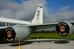USAF 62-4129 (TC-135W) (Steelhead 2010) Tags: usaf usairforce boeing c135 tc135w 624129 yxu