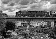 Summerseat (davep90) Tags: diesel train loco locomotive railway rail east lancs elr british
