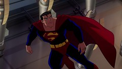 Superman -Justice League: Crisis on Two Earths (2010) (Many Faces of DC) Tags: markharmon superman manofsteel clarkkent justiceleaguecrisisontwoearths 2010