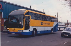 Western Scottish Duple 425 at ITT Rally 1989 (robinparkes) Tags: westernscottish duple425