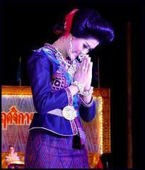 'Sawat dee Ka..'  ..'Beauty Contest.. 2012...'..  Kalasin,  Thailand (larryoien) Tags: lx5 earthasia totallythailand artofimages icaptured bestportraitsaoi