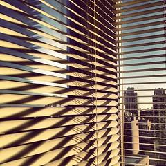 nyc newyorkcity windows light sky newyork window shadows... (Photo: egami obscura   www.egamiobscura.com on Flickr)
