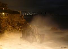 Mareggiata Nervi (7-Remo) Tags: mare genoa genova remo mareggiata 7remo