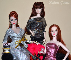 red girls (Nadine Gomes) Tags: love face fashion toys lucy spring high model doll nu erin dracula collection fantasy end his brides drake envy ashton couture dressed exclusive royalty 2012 eternal 2010 integrity the 2011 wclub royaltytruly