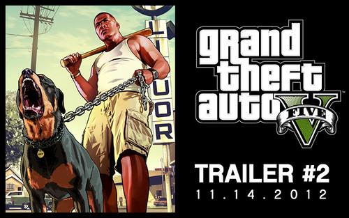 GRAND THEFT AUTO V new trailer coming nov 14