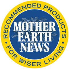 Mother Earth News Seal of Approval for Green Guru Guides (Greenlivingguy) Tags: greenliving greenbusiness greenguruguides greenlivingnews doityourselfhomeenergyaudits